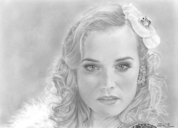 Diane Kruger by Dani